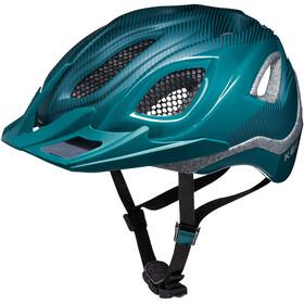 KED Certus Pro casco per bici verde